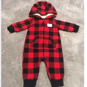 CARTERS COVERALL Bodysuit